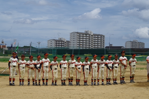 府知事杯読売少年軟式野球大会 3位